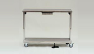 Height Adjustable Packing Table