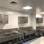 Neocare Recent install with wall units