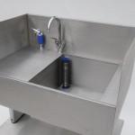 Single Height adjustable sink