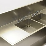 Instrument Wash Sink Height Adjustable