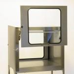 Transfer Hatch, Vertical Door, one side Standard door the other side